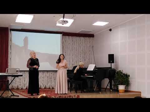 Дуэт Ольга Свидерская и Роза Раянова