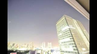 東京の窓からオリオン座流星群を撮ってみた