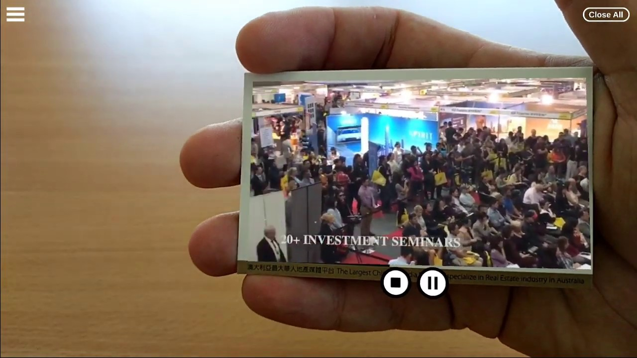 Compilation AR Business Cards