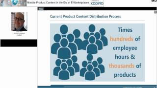 Nimble Product Content in the Era of E-Marketplaces
