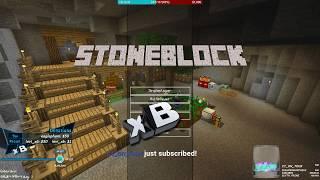 Stoneblock! :: Modded Minecraft :: Stream #1