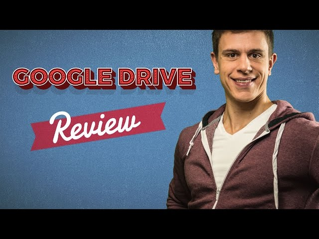 Google Drive Review 2016 | Find the Right Cloud