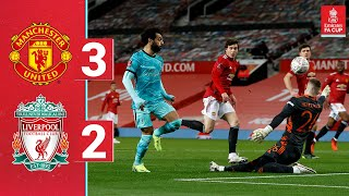 Highlights: Man Utd 3-2 Liverpool | Salah nets twice, but Reds go out of the FA Cup