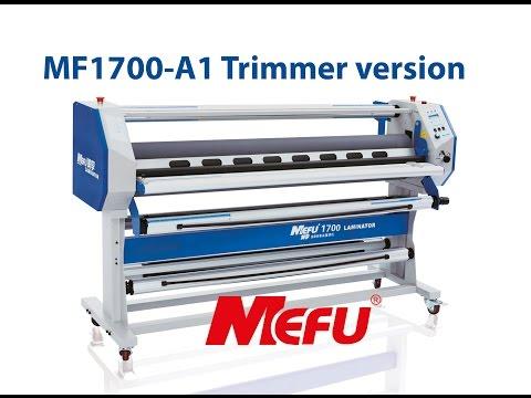 Ламинатор Mefu MF1700-A1 Trimmer version