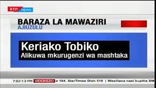 Orodha kamili ya mabadliko iliyotangazwa leo katika baraza la mawaziri