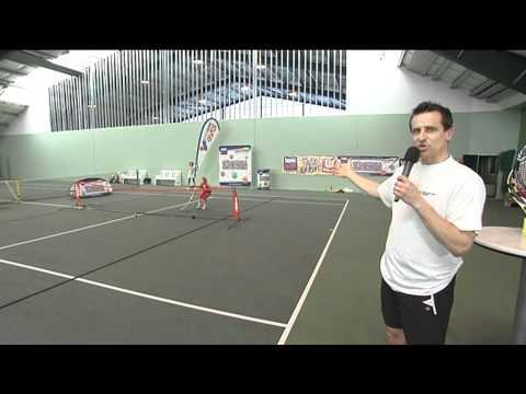 RACKETCHECK! KINDER Tennistraining für Kids