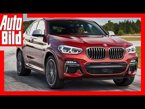 BMW X4 (2018) Review/Details/Erklärung