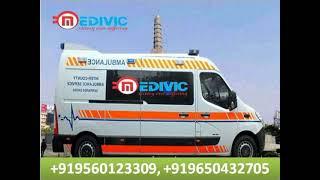 Book Appreciable Ambulance Service in Bokaro at Low-Fare