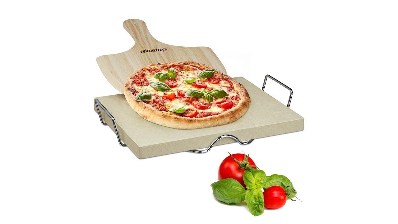 Video von: Pizzastein Set 3 cm