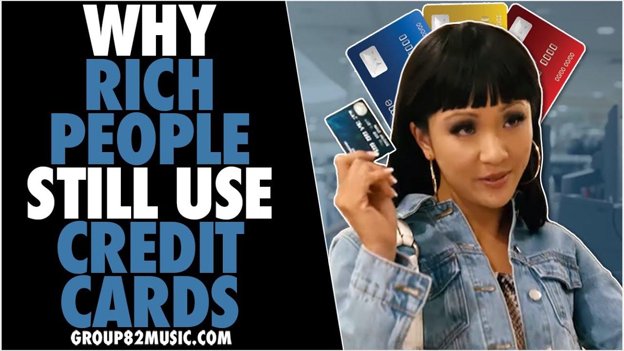 Why Rich Individuals Still Usage Credit Cards thumbnail