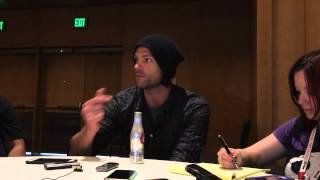 Jared Padalecki Interview - TVForTheRestOfUS