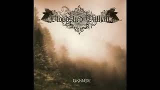 BLOODSHED WALHALLA - Ragnarok (song) - hellbones records/mister folk