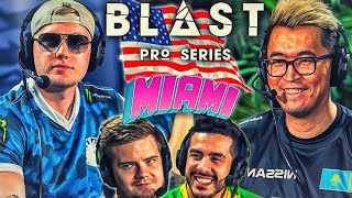 Лучшие моменты BLAST Pro Series Miami 2019