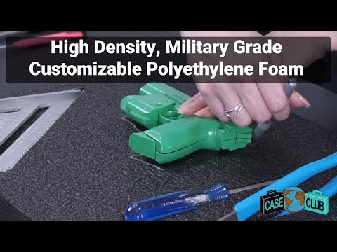Standard Polyethylene Foam 53.50