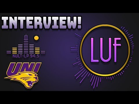 We Were On The Radio!   UNI 94.5 KULT-LP Interview
