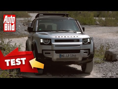 Land Rover Defender (2020): Test - Fahrbericht - Offroad-Ikone - Info