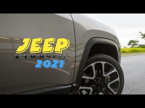 Novo Jeep Compass 2021: Preços, Visual, Interior, Ficha técnica e Consumo...