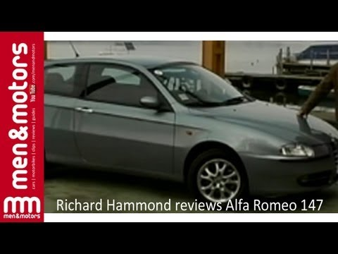Richard Hammond Reviews The Alfa Romeo 147 (2000)