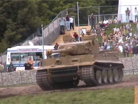 how to build a tiger tank
