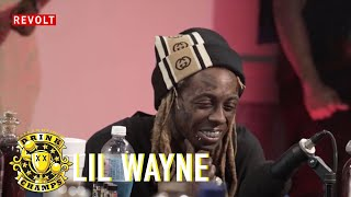 "On today's episode The Champs chop it up with one of the most influential artists in the game, the legend, Lil Wayne. An artist with no ceilings Wayne shares with us the importance of never being afraid to be yourself.  Having a career that spans four decades Lil Wayne has been a master at reinventing himself. From being the youngest Hot Boy on Cash Money Records, Mixtape Weezy grew as a lyricist and became a rock star, forever standing tall among his peers, the GOATS. The Young Money Executive is responsible for putting on stars such as Nicki Minaj and Drake, just to name a few.  In this episode Lil Wayne shares a lot of stories that span from the early days of Cash Money Records, to recording his classic mixtapes. Wayne shares with us how he evolved as an artist and how he transitioned to a CEO. Weezy drops gems, revealing how he came up with ""BLING, BLING"" and revealing who his all time favorite artist is.  While we discuss topics such as sports and skateboarding, Lil Wayne finds out for the first time who co-signed his feature on Destiny's Child ""Solider"" Remix. As a featured artist Lil Wayne has been featured in almost 200 songs, Weezy reflects back on some of those hit records and shares how important it was to build relationships with these artists over the years.  Find REVOLT on TV here: https://revolt.tv/request-revolt  Stay connected with REVOLT.TV here:   + Subscribe now: http://bit.ly/REVOLT_Subscribe_Now  Website: http://REVOLT.TV (Surf)   Instagram: http://Instagram.com/REVOLTTV (Follow)   Twitter: http://twitter.com/REVOLTTV (Follow)   Facebook: http://www.facebook.com/REVOLTTV (Like)   Snapchat: Revolt.TV (Add)  About REVOLT.TV :  Launched by Sean ""Diddy"" Combs, REVOLT.TV is #1 destination in hip hop. Focused on expertly curating the best of the best in music and engaging youth in social conversation, the multi-genre, multi-platform network offers breaking music news, videos, artist interviews, exclusive performances, and original programming. Artists REVOLT.TV covers include: Joe Budden, Drake, Chance the Rapper, Jay-Z, French Montana, Lil Wayne, Puff Daddy, Diddy, Future, Rick Ross, Remy Ma, Nicki Minaj, Beyonce, Rihanna, Lil Yachty, Kendrick Lamar, Kanye West, Solange, and many more."