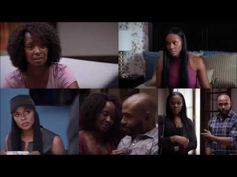 Should Hanna Reconigze Derrick By His Eyes? | Tyler Perry's The Haves And The Have Nots