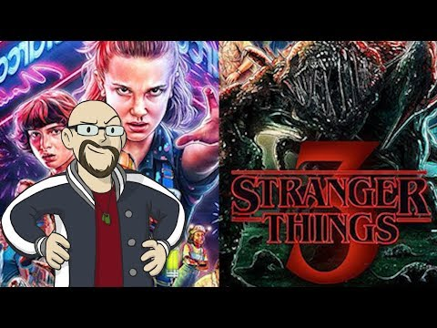 Stranger Things Season 3 Review and Discussion - An Explosion of 80's Awesomeness!