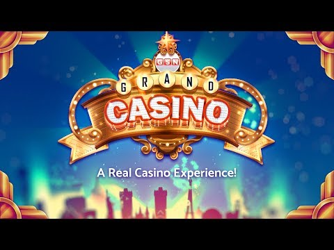 GSN Grand Casino - Free Slot Machine Games