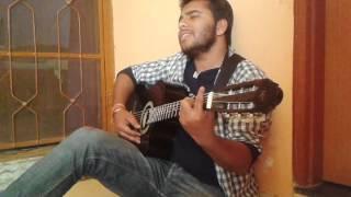 Judai (badlapur) guitar cover by ajay singh
