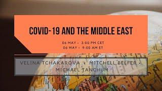 Covid-19 and the Middle East