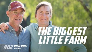 The Biggest Little Farm: John & Molly Chester | Rich Roll Podcast