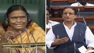 Azam Khan creates uproar in Lok Sabha with objectionable remarks about woman MP on Chair