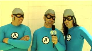 "Punky Pets Aquabats ""Cat With 2 Heads"""