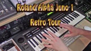 Awesome indepth review of the Roland Alpha Juno 1