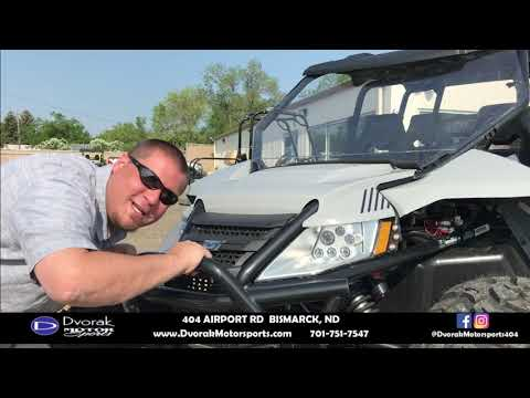 2018 Arctic Cat Wildcat 4X LTD in Bismarck, North Dakota - Video 1
