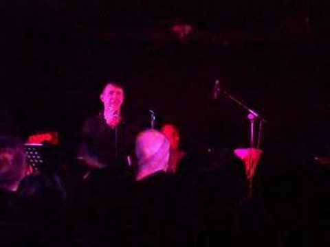Marc Almond - I Have Lived - Birmingham011207