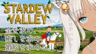 【StardewValley】石油王に会いたい【婚活農家】 - YouTube