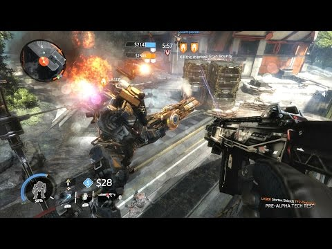 Gameplay de Titanfall 2