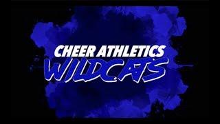 Cheer Athletics Wildcats 2019-20