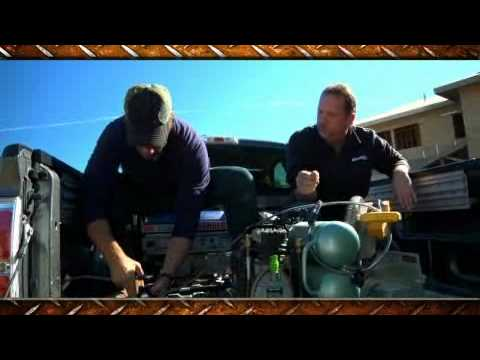 8255DAT/8256DAT Integrated Demonstration with Mike Rowe