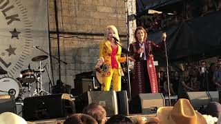 "Dolly Parton And Brandi Carlile, ""I Will Always Love You"""