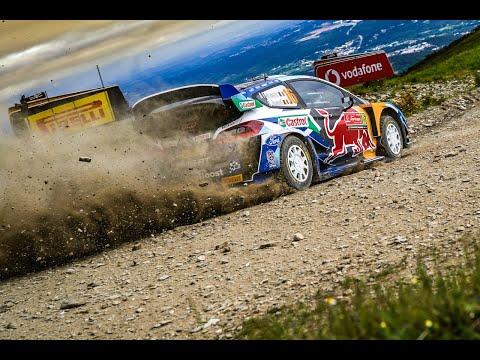 M-SportsフォードのDay1ハイライト動画 WRC 2021 第4戦ラリー・ポルトガル