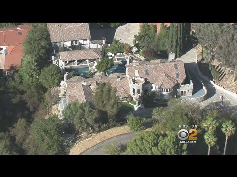 Jason Derulo's Home In L.A. Hit By Burglars