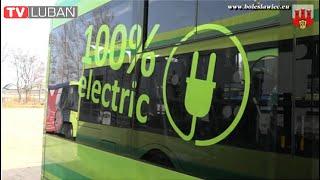 Autobusy elektryczne w Bolesławcu