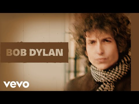 Bob Dylan - Just Like a Woman (Audio)