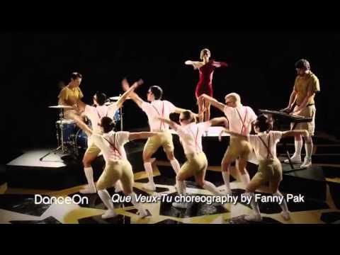 Twerk Dance   Lady Gaga, Glee, Red Riding Hot