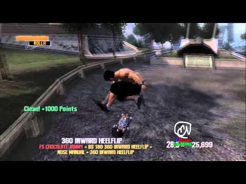 Видео № 1 из игры Tony Hawk's Project 8 (Б/У) [X360]
