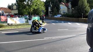 preview picture of video 'Ma3 Sidecar Racing | ADMV Classic Cup Meißen Zaschendorf 2012'