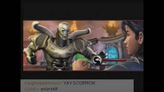 Mortal Kombat Deception #11