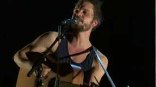The Tallest Man On The Earth - Burden of Tomorrow - Colston Hall Bristol - 23.10.12