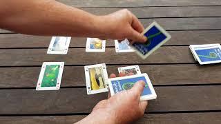 Easy cheesy card trick